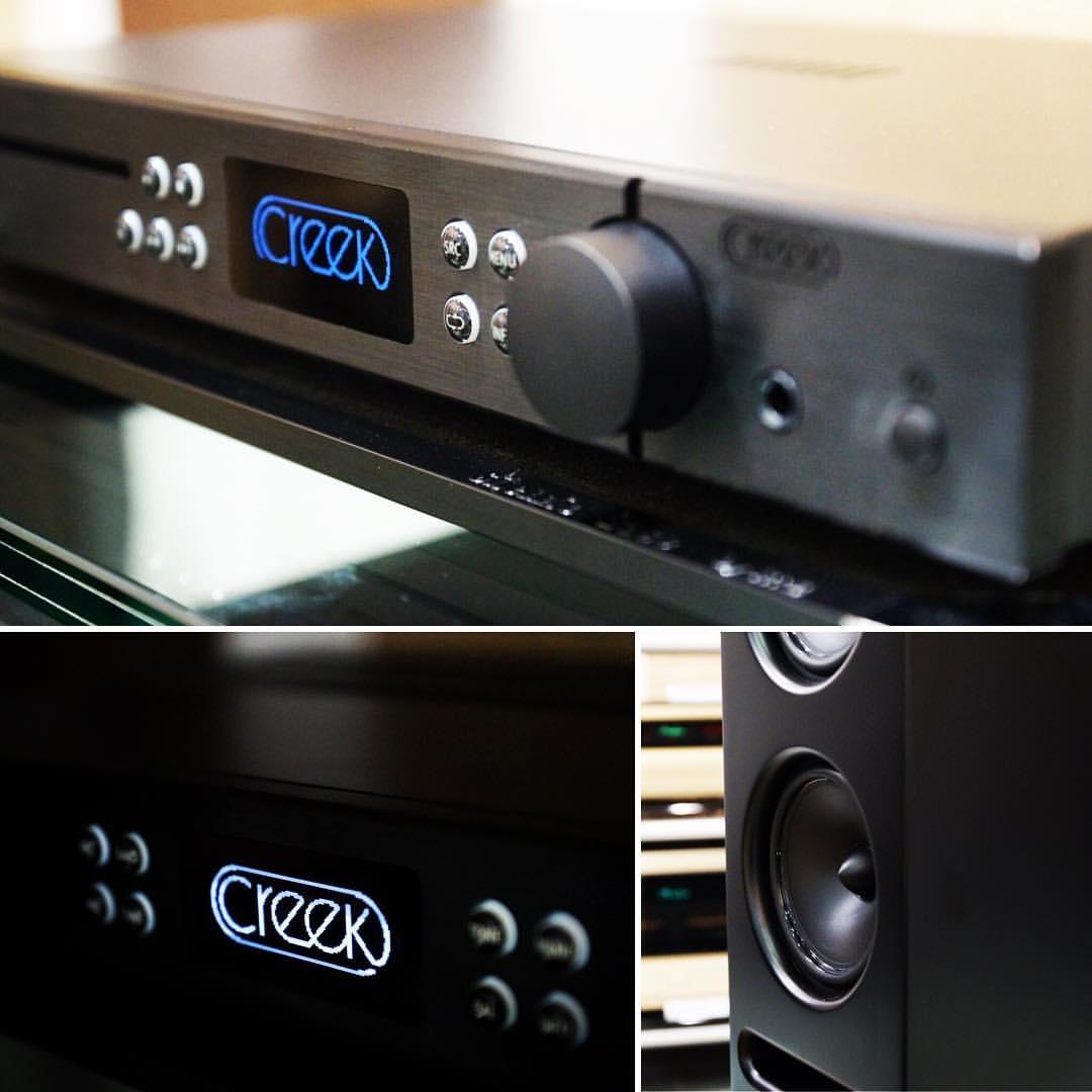Epos и Сreek в Салоне Hi-Fi Audio