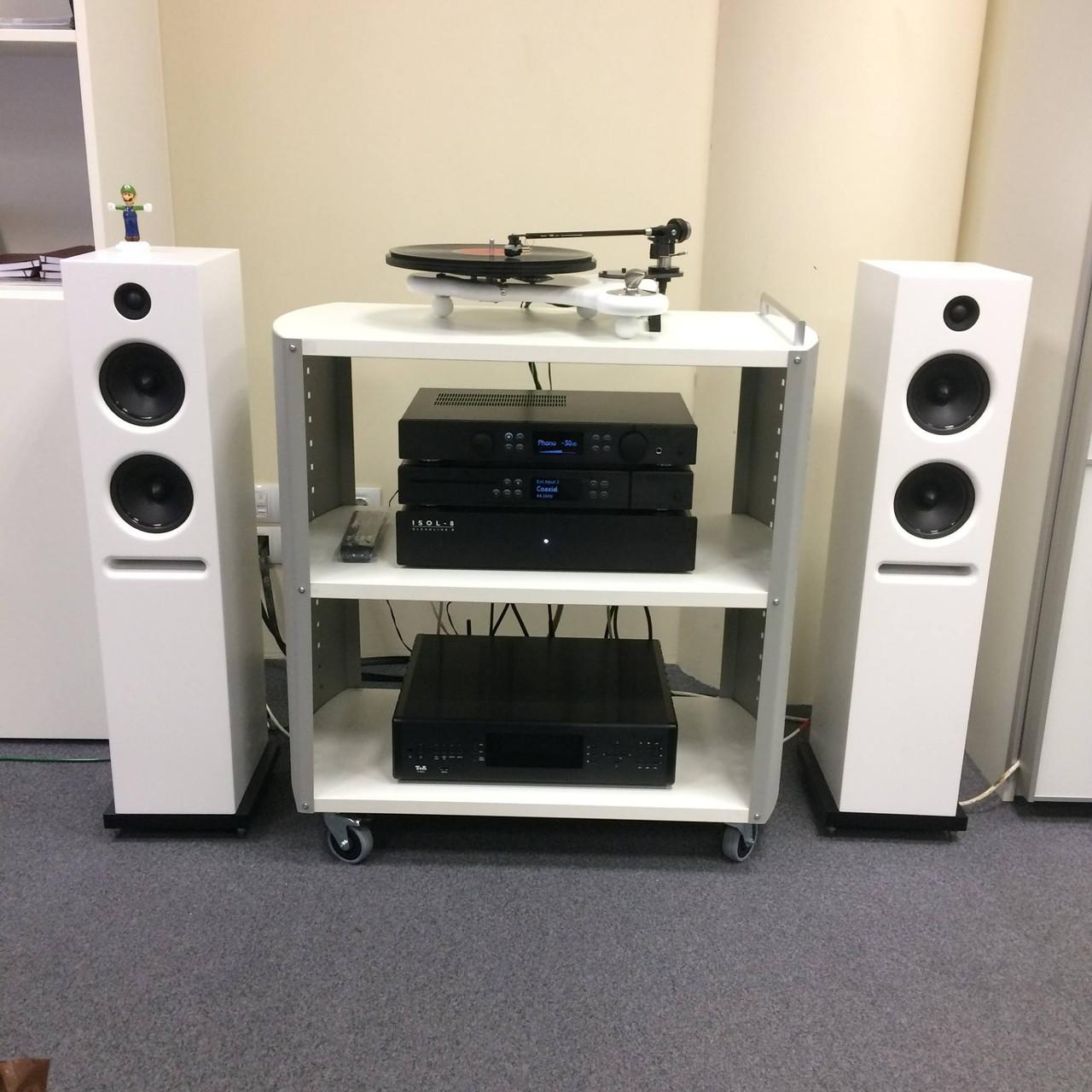 Creek Audio и Epos Acoustics