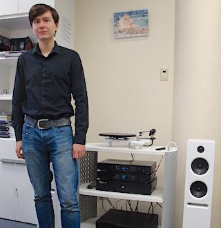 Антон Тищенко, Creek Audio и Epos: «Не ищите самую дешевую или самую дорогую технику»