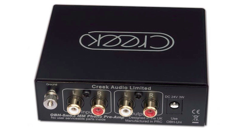 Creek Audio OBH-8