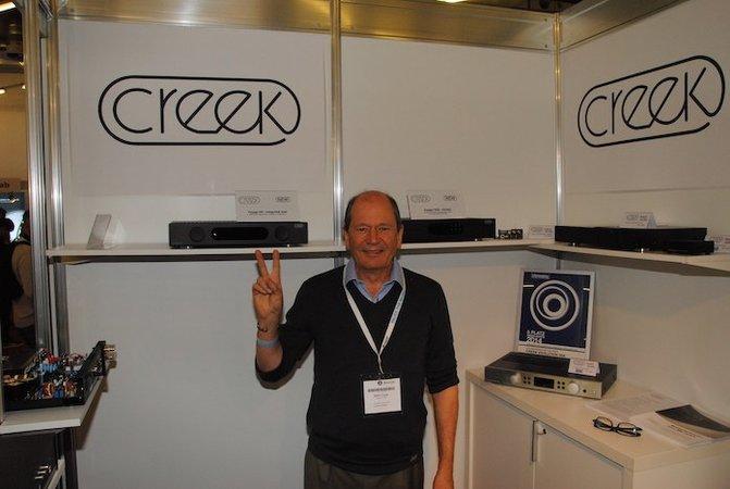 Интервью с Майклом Криком, Creek Audio
